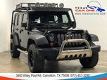 2007 Jeep Wrangler UNLIMITED X 4WD AUTOMATIC HARD TOP CONVERTIBLE NAVIGATION LEATHER REAR CAMERA