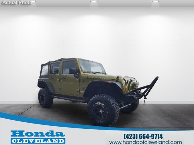 2007 Jeep Wrangler Unlimited Rubicon Cleveland TN