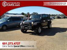 2007_Jeep_Wrangler_Unlimited Rubicon_ Hattiesburg MS