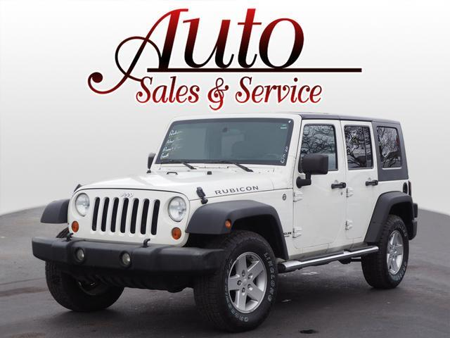 2007 Jeep Wrangler Unlimited Rubicon Indianapolis IN