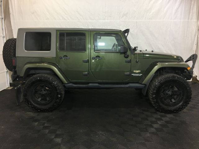 2007 Jeep Wrangler Unlimited Sahara 4WD Middletown OH