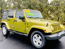 2007_Jeep_Wrangler_Unlimited Sahara 4WD_ Richmond IN