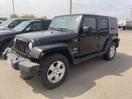 2007 Jeep Wrangler Unlimited Sahara Owatonna MN