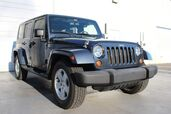 2007 Jeep Wrangler Unlimited Sahara RWD Automatic Hard Top
