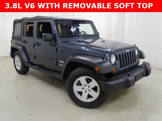 2007 Jeep Wrangler Unlimited Sahara Raleigh NC