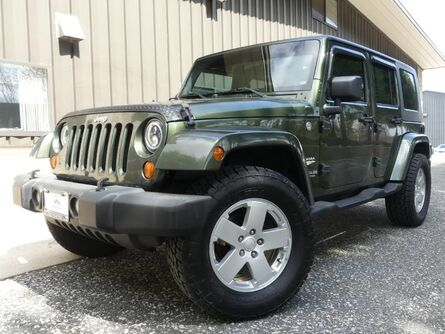 Jeep Wrangler Unlimited Sahara 2007