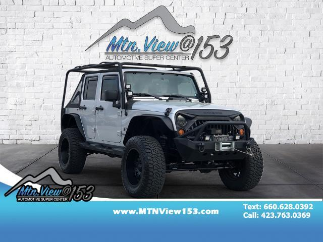 Used 2007 Jeep Wrangler Unlimited Unlimited X In