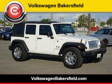2007_Jeep_Wrangler_Unlimited X_ Bakersfield CA