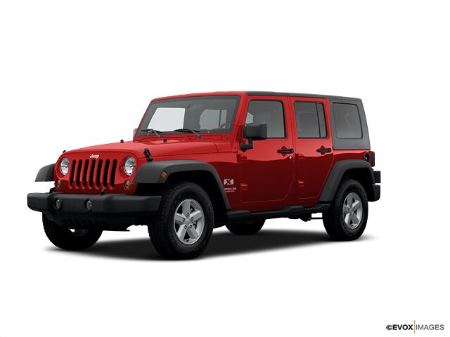 2007 Jeep Wrangler Unlimited X Indianapolis IN