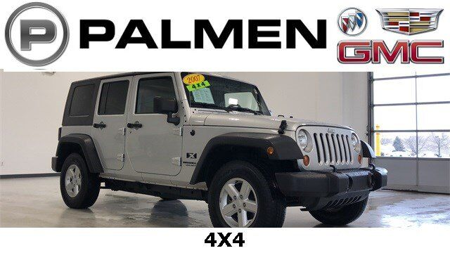 2007 Jeep Wrangler Unlimited X Racine WI
