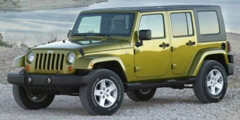 2007 Jeep Wrangler Unlimited X Oroville CA