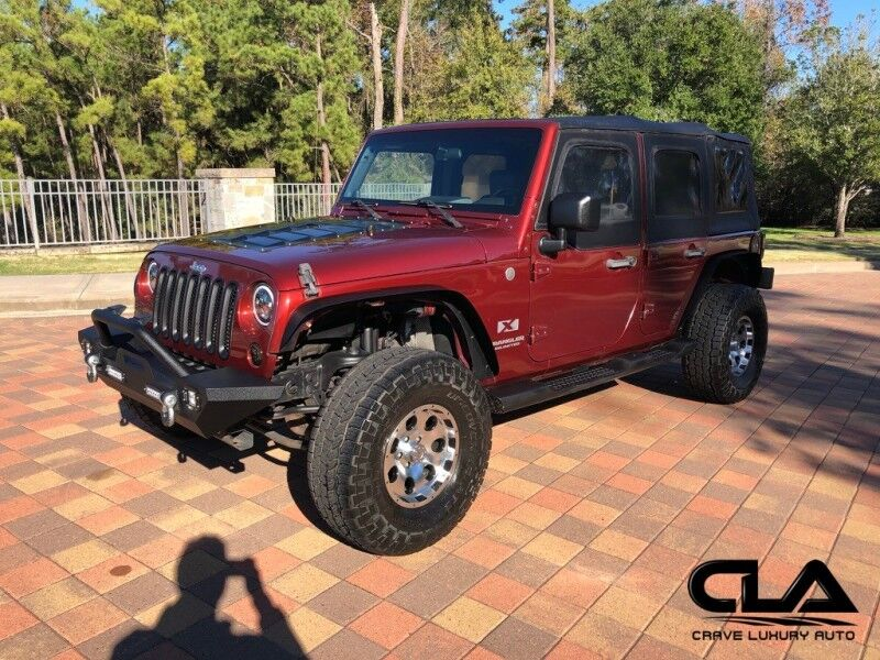 2007 Jeep Wrangler Unlimited X The Woodlands TX