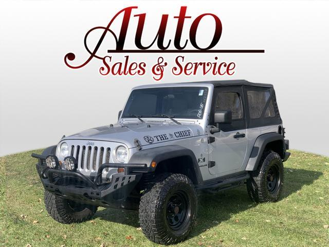 2007 Jeep Wrangler X Indianapolis IN