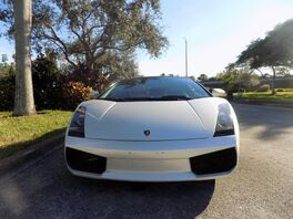 2007_Lamborghini_Gallardo_Base_ Hollywood FL