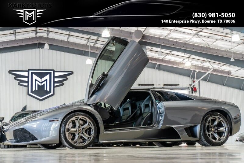 2007_Lamborghini_Murcielago__ Boerne TX