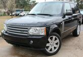 2007 Land Rover Range Rover HSE ** FULLY LOADED ** - w/ NAVIGATION & LEATHER SEATS