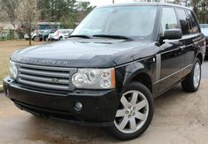 2007_Land Rover_Range Rover_HSE ** FULLY LOADED ** - w/ NAVIGATION & LEATHER SEATS_ Lilburn GA