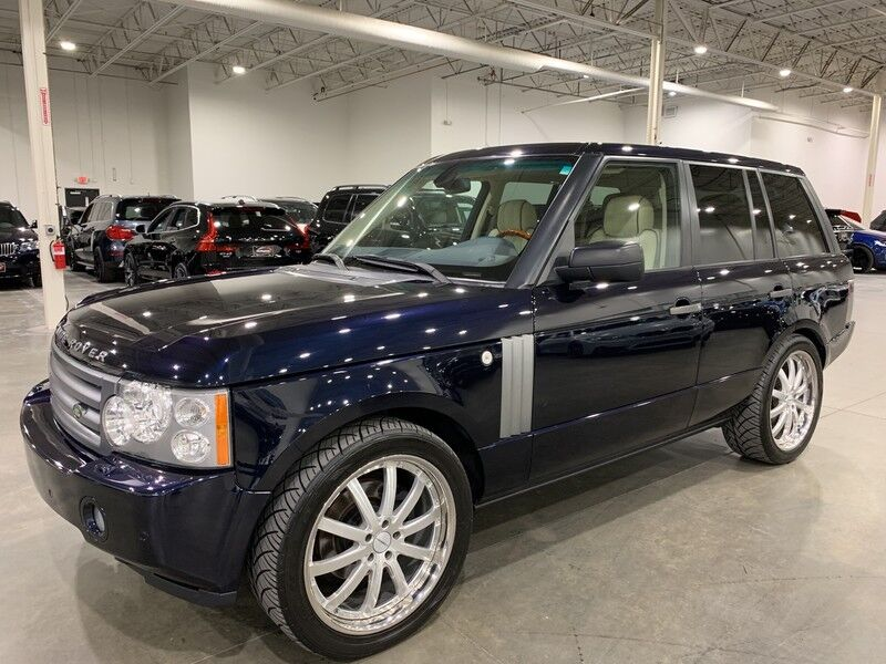 2007_Land Rover_Range Rover_HSE_ Charlotte NC