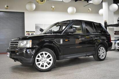2007_Land Rover_Range Rover Sport_HSE_ Boston MA