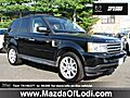 2007 Land Rover Range Rover Sport HSE Lodi NJ