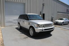 2007_Land Rover_Range Rover Sport_HSE V8 4WD Navigation Leather Sunroof Bluetooth_ Knoxville TN