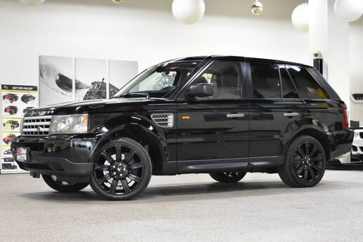 2007 Land Rover Range Rover Sport Supercharged Boston MA