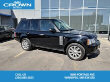 2007_Land Rover_Range Rover_SuperCharged 4.2L V8 4WD *Winter Tire Package*_ Winnipeg MB