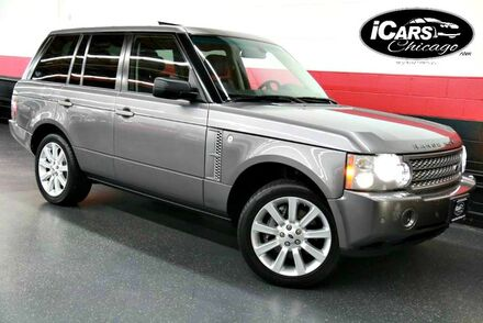 2007_Land Rover_Range Rover_SuperCharged 4dr Suv_ Chicago IL