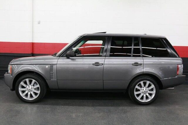 2007 Land Rover Range Rover Supercharged 4dr Suv Chicago IL