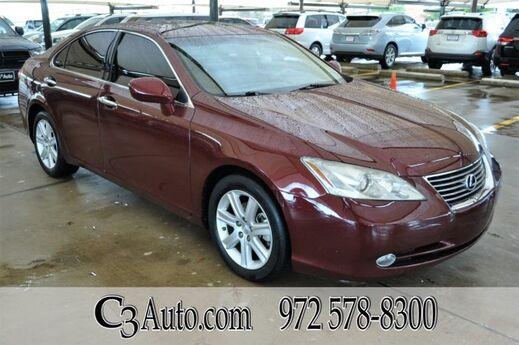 2007 Lexus ES 350  Plano TX