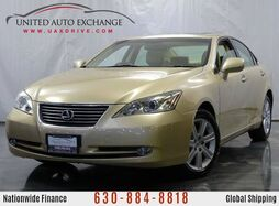 2007_Lexus_ES 350_3.5L V6 Engine FWD w/ Sunroof, Bluetooth Connectivity, 8 Speaker Premium Sound System_ Addison IL