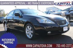 2007_Lexus_ES_350_ Chantilly VA