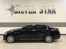 2007_Lexus_GS 350_V6 AWD_ Dallas TX