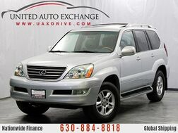 2007_Lexus_GX 470_AWD W/Navigation and third row seats_ Addison IL