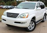 2007 Lexus GX 470 w/ NAVIGATION & LEATHER SEATS