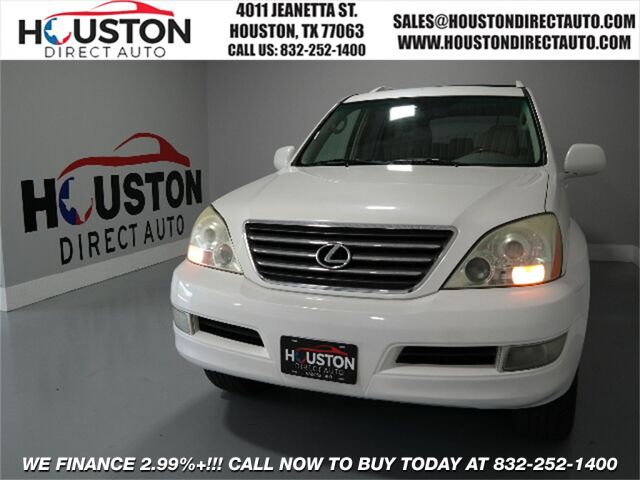 2007 Lexus GX 470 Houston TX