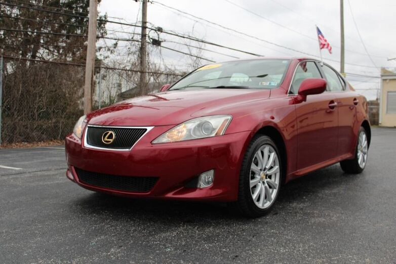 2007 Lexus IS 250  New Castle DE