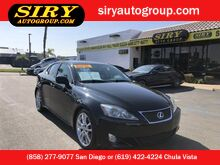 2007_Lexus_IS 250__ San Diego CA