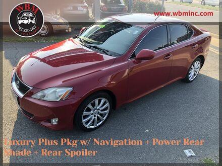 2007_Lexus_IS 250_AWD w/ Luxury Package_ Arlington VA