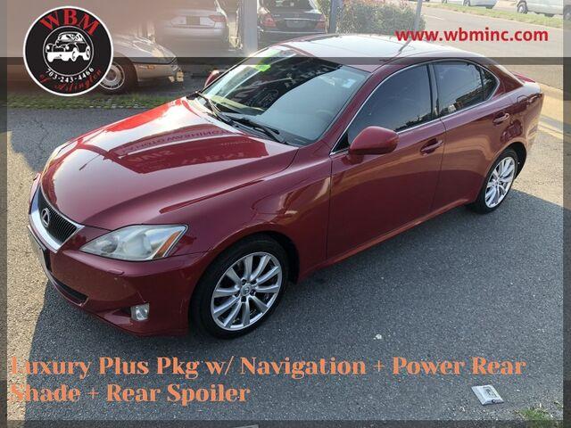 2007 Lexus IS 250 AWD w/ Luxury Package Arlington VA