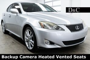 2007_Lexus_IS_250 Backup Camera Heated Vented Seats_ Portland OR