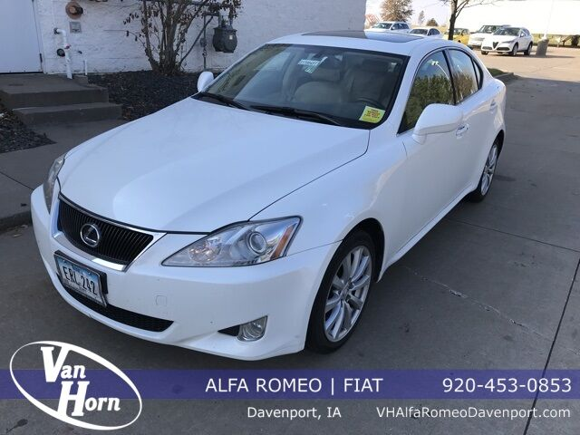2007 Lexus IS 250 Plymouth WI