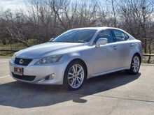 2007_Lexus_IS_IS 250 6-Speed Manual_ Terrell TX