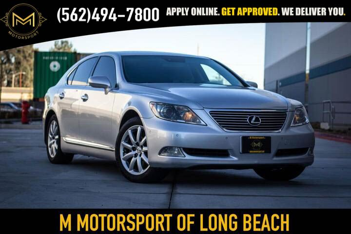 2007_Lexus_LS_LS 460 Sedan 4D_ Long Beach CA