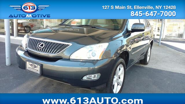 2007 Lexus RX 350 AWD Ulster County NY