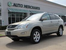 2007_Lexus_RX 350_AWD LEATHER INTERIOR,SUNROOF,HEATED FRONT SEATS,UNIVERSAL GARAGE DOOR OPENER_ Plano TX