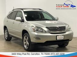 2007_Lexus_RX 350_AWD TV ENTERTAINMENT SUNROOF LEATHER HEATED SEATS REAR CAMERA_ Carrollton TX