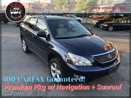 2007_Lexus_RX 350_AWD w/ Premium Package_ Arlington VA