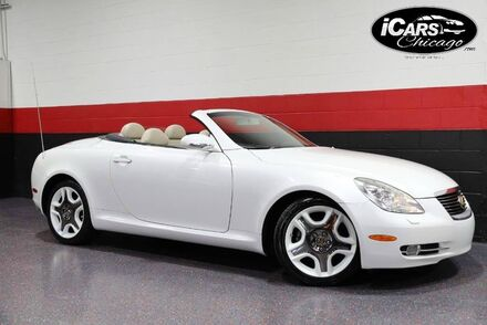 2007_Lexus_SC 430_2dr Convertible_ Chicago IL