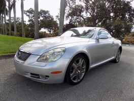 2007_Lexus_SC 430_430_ Hollywood FL